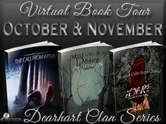 A Bibliophile's Thoughts on Books: Tour: Dearhart Clan Series by Eri Nelson (Review)
