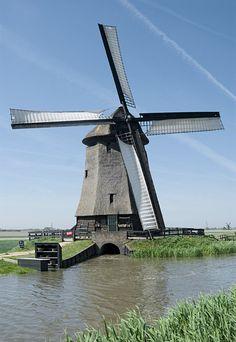 De mama van Jette (Imke Talheim) woont in een molen