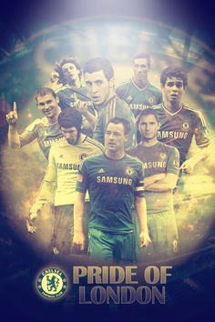 Chelsea FC - Pride Of London by boosiunhan on DeviantArt Chelsea Fc Players, Chelsea Fans, Chelsea Football, Chelsea Wallpapers, Chelsea Fc Wallpaper, Manchester United City, Newcastle United Fc, Football Is Life, Football Art