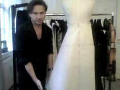 How to create different skirt designs by draping directly on a dress stand. A quick introduction to get you started.    Feel free to follow on Twitter, Instagram, Google+ and Facebook. Just search for StenMartin (or DTTA - The Tailoring Academy).