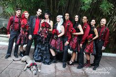 Wedding Album: Tania and Perry, Hitched!   Pit Bulls and Parolees   Animal Planet