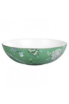 Jasper Conran for Wedgwood Chinoiserie Green Bowl