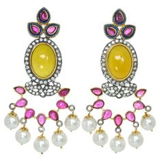 Nirasa Earrings - Rosena Sammi Jewelry