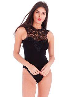Vintage body s hačkovaným dekoltom Well Dressed, The Selection, Bodysuit, Vintage, Tops, Dresses, Women, Fashion, One Piece Bodysuit