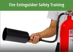 Teach employees how to use fire extinguisher safely with this awareness-level fire extinguisher safety training.