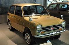 1969 HONDA N360 Honda Cars, Small Cars, Vintage Cars, Compact, Classic Cars, Automobile, Asia, Passion, Japanese