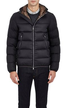 Moncler Chauvon Jacket - Down/Puffers - Barneys.com