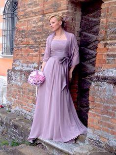 il mio abito da sposa wedding dress bride pink rosa veneziano lilla