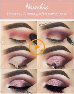 Lidschatten-Tutorial Eyeshadow Tutorial make up # Eye shadow make up Makeup Tips Eyeshadow, Hair Makeup, Peachy Eyeshadow, Eyeshadow Styles, Drugstore Makeup, How To Use Eyeshadow, Eyeshadow Crease, Applying Eyeshadow, Rock Makeup