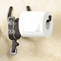 Spur Toilet Paper Holder