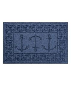 This Anti Static And Rubber Backed Doormat Wonu0027t Mold, Mildew Or