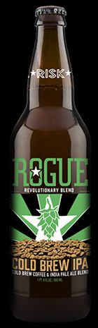 mybeerbuzz.com - Bringing Good Beers & Good People Together...: Rogue - Cold Brew IPA Coming In April