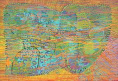 Mijili Napanangka Gibson | Wilkinkarra | 286 x 198cm++