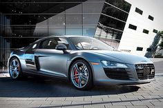 Audi R8 Exclusive Selection Edition ($138,000-$170,000)   430 hp V8 and 525 hp V10 engines,