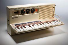 """logthesound: """"  Casio PT-7 """""""