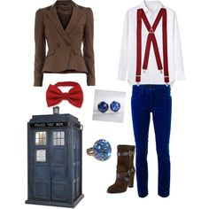 Sassy 11th Doctor. Doctor Who Outfit.
