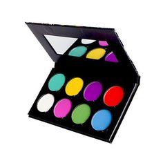 Suva Beauty - CUPCAKES & MONSTERS - Colourful Eyeshadow Palette - Matte/Bright $65.00