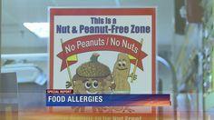 Local school makes effort to go peanut-free