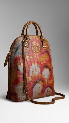 The Bloomsbury in Hand-painted Alligator Fashion Handbags, Purses And Handbags, Fashion Bags, Handbags 2014, Gucci Fashion, Western Purses, Shoulder Bags For School, Leather Bags Handmade, Burberry Handbags