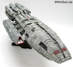 Battlestar Galactica: Pegasus.