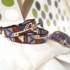 Dark Sky Bileklik / bracelet / handmade / shebnemden