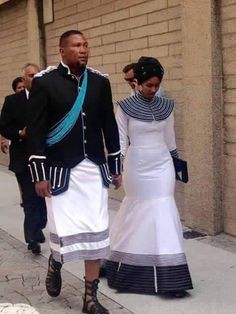 xhosa traditional dress