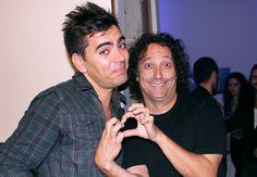 Pedro Fernandes e Fernando Martins