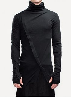 Lost And Found - 11.265.149 High Neck Swing Top