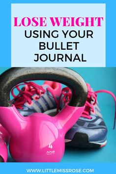 Use your bullet journal to help you lose weight and keep the weight off! Read through these 7 helpful tips and trickes Goal Journal, Bullet Journal Layout, Bullet Journal Inspiration, Bullet Journals, Journal Ideas, Fitness Journal, Sticker Organization, Planner Organization, Easy Diet Plan