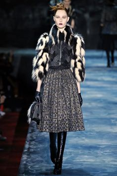 Marc Jacobs - fall/winter 15/16 - ny fashion week