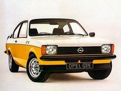 Opel Kadett GT/E (1977 – 1979).