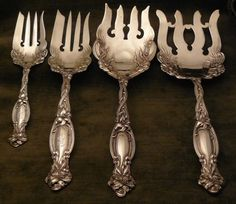 Frontenac Sterling pieces by Int'l Silver