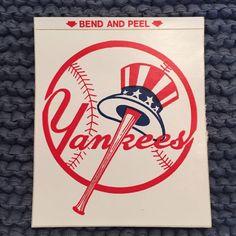 in Sports Mem, Cards & Fan Shop, Vintage Sports Memorabilia, Stickers