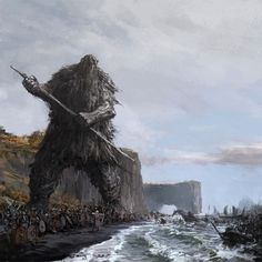 The Protectors of Iceland: Fantasy Paintings Inspired by Icelandic Myths and Music.