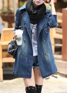 trendy Outerwear Coats with competitive price | modlily.com