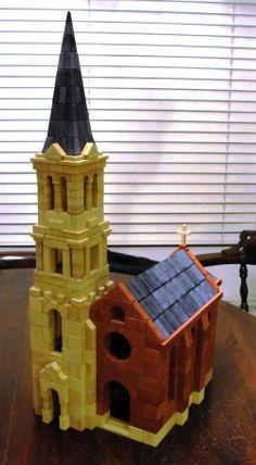 Anker Church Building - Anchor Stones