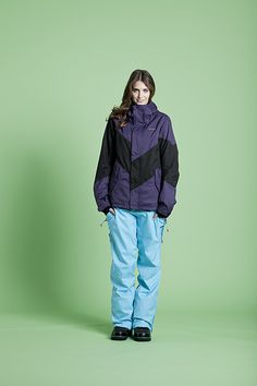 Photo: Dominic Zimmermann | Fall / Winter Collection 2013/2014 | www.zimtstern.com | #zimtstern #fall #winter #womens #collection #snow #board #snowboard #clothing #outerwear