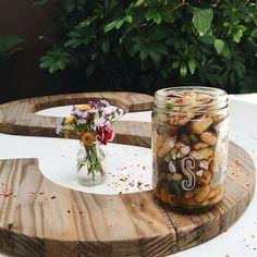 Salada de feijao branco com batata doce e beringela #Ssimplesmente