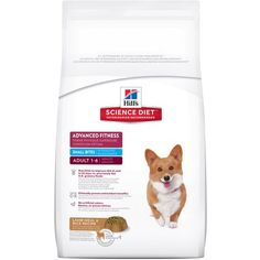 Hill's Science Diet Adult Advanced Fitness Small Bites Lamb Meal & Rice Recipe Dry Dog Food, lb bag --- You can see this great product. (This is an affiliate link and I receive a commission for the sales) Small Dog Breeds, Small Breed, Small Dogs, Corn Gluten Meal, Whole Grain Wheat, Hills Science Diet, Brown Rice Recipes, Pet News, Wild Bird Food