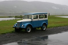 1965 Russian Jeep GAS69 (in Iceland)