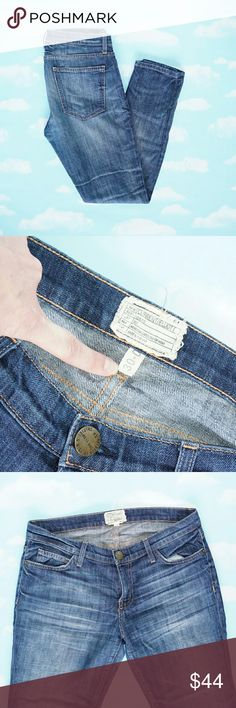 Distressed Seven Jeans by Express | To the, Distressed jeans and ...