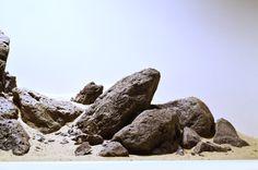 MISTONE - Lay Out 2 Piedras Volcánicas Aquarium Fish Tank, Planted Aquarium, Pet Enclosures, Rock Background, Lake Tanganyika, Aquarium Design, Terraria, Fresh Water Tank, Aquascaping