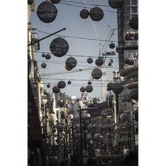Christmas is over #London #decorations #christmas #urban #city