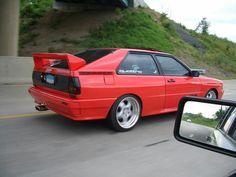 Audi coupe ur quattro