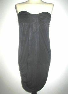 * * * DON'T LABEL ME DtLm Longshirt/Minikleid schwarz, Gr.40 * * * Label, Tops, Women, Fashion, Black, Gowns, Moda, Fashion Styles, Fashion Illustrations