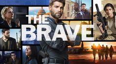 The Brave - Promos Featurettes Cast Promotional Photos  Key Art Updated