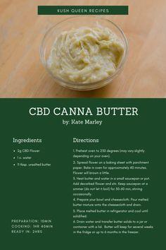 Weed Recipes, Marijuana Recipes, Ganja, Cannabis Edibles, Butter Recipe, Special Recipes, Food And Drink, Yummy Food, Snacks
