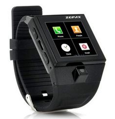 Android 4.04 Ultra SmartWatch Phone (Black) - Only $205.49! #smartwatch