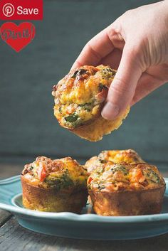 DIY DIY Crustless Mini Quiche (single serving breakfast muffins) Ingredients Gluten free Meat 1 lb Bacon Produce 2 tbsp Basil fresh 1 cup Broccoli 1 Jalapeno pepper cup Onion fine 2 tbsp Parsley fresh 1 Red bell pepper small 1 cup Spinach fresh Refrigerated 12 Eggs large Baking & Spices tsp Pepper tsp Salt Dairy 1 cups Cheddar cup Heavy cream cup Milk #delicious #diy #Easy #food #love #recipe #tutorial #yummy Make sure to follow cause we post alot of food recipes and DIY we post Food ...