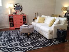 Fashion Hound: My Apartment... After Furnishing & Decorating